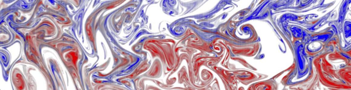 Laser-imaged plume (John Crimaldi)
